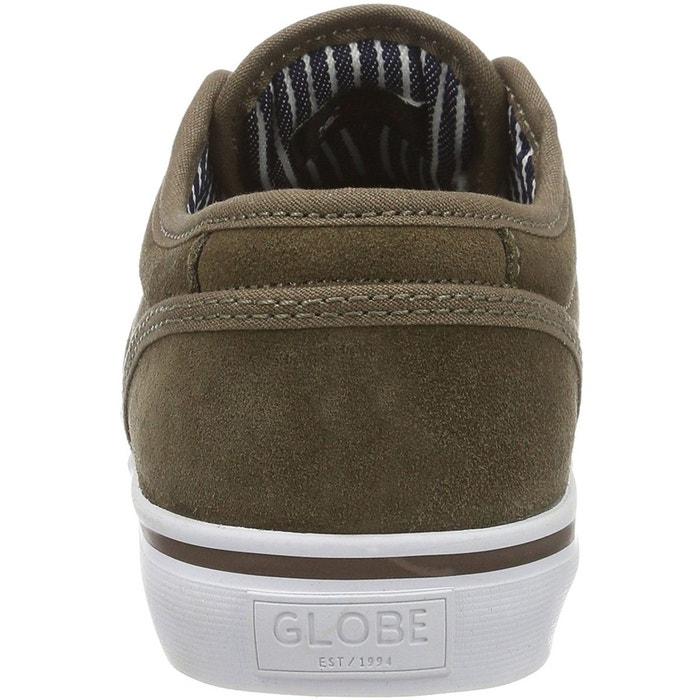 Chaussure motley brun Globe