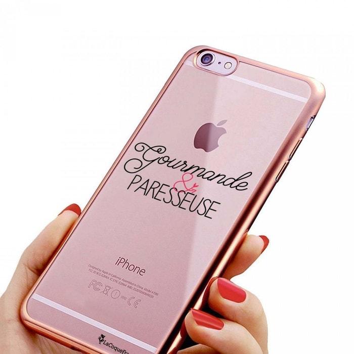 iphone 6 coque rose gold