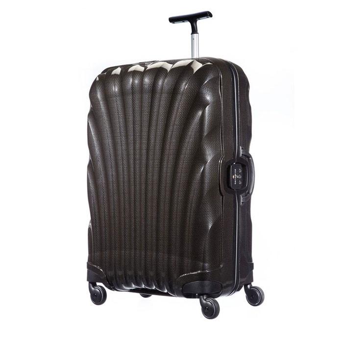 valise rigide lite locked 81 cm samsonite la redoute. Black Bedroom Furniture Sets. Home Design Ideas