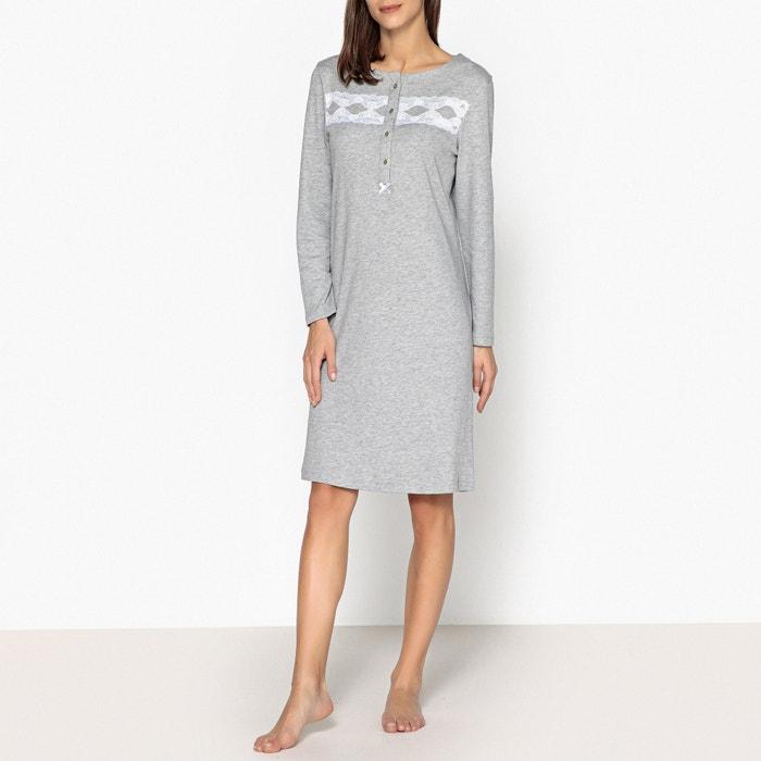 Camicia da notte, dettaglio in pizzo  ANNE WEYBURN image 0