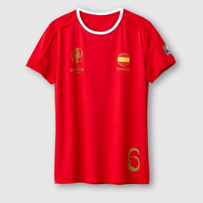 """Imagen de Camiseta UEFA Euro 2016 """"España"""" UEFA"""