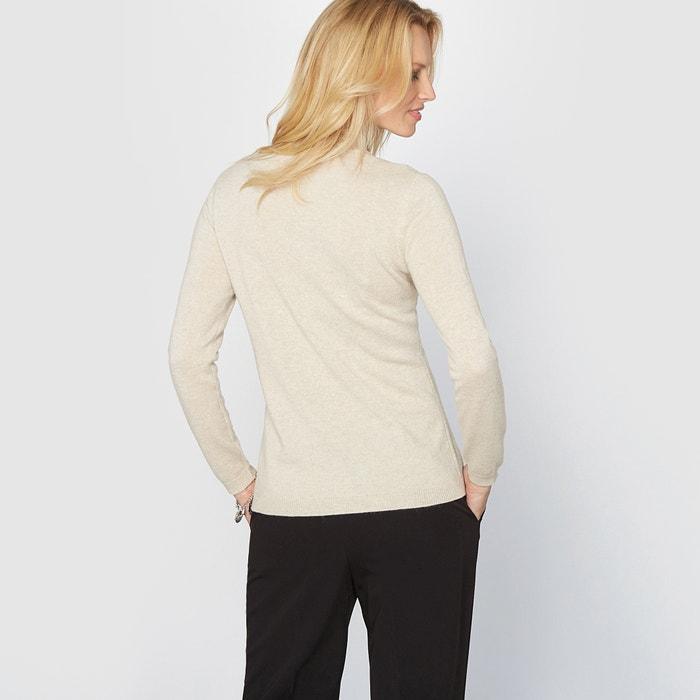 ANNE con cuello Jersey WEYBURN de punto alto fino pxqwprt4cE