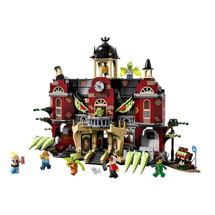 Newbury Haunted High School  LEGO HIDDEN SIDE image 0