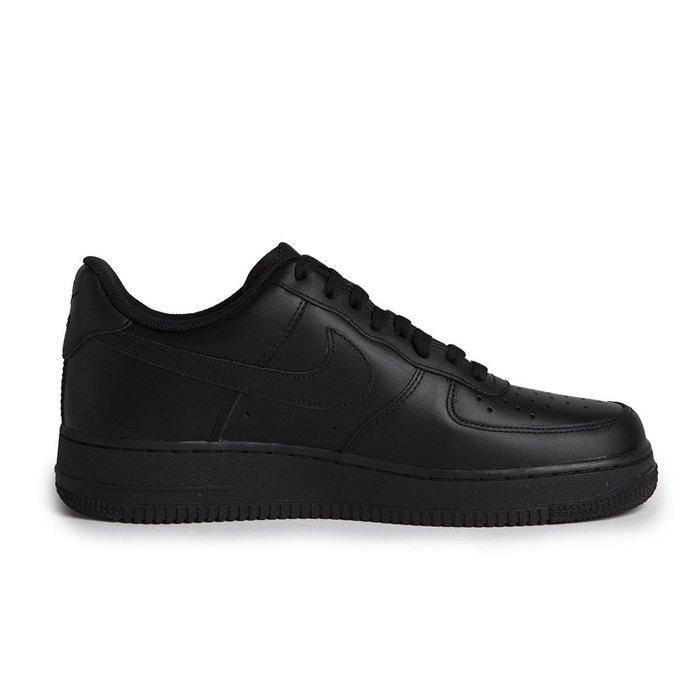 Basket air force 1 07 noir Nike