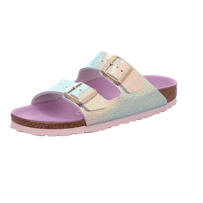 Birkenstock Sandale Arizona - BK1003861 Rose - Chaussures Sandale Femme