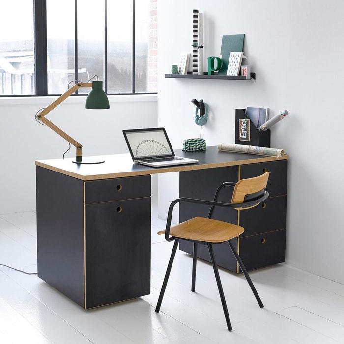 caisson de bureau 3 tiroirs caliban am pm la redoute. Black Bedroom Furniture Sets. Home Design Ideas