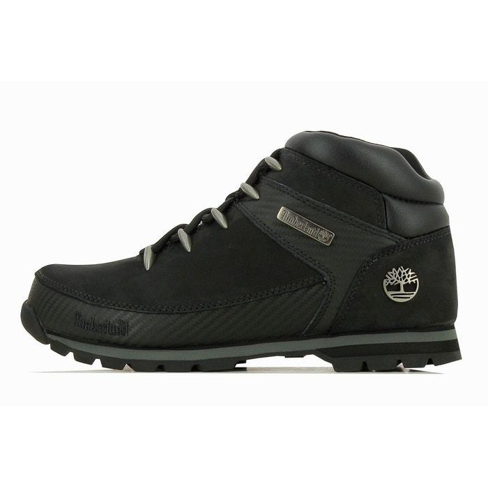 Timberland sprint Boots Redoute euro La gris noir vHxFwg