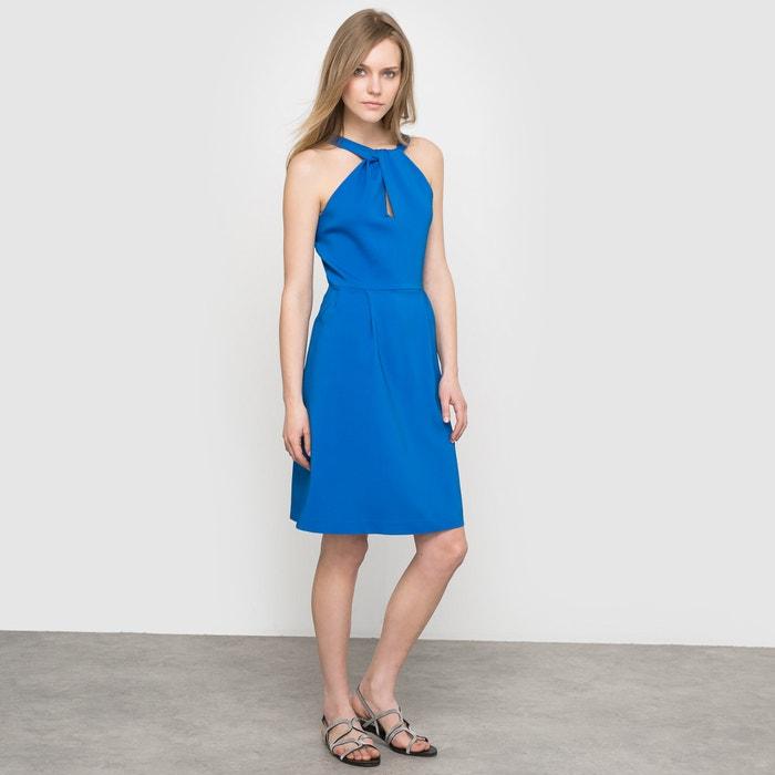 Image Twist Neck Dress La Redoute Collections