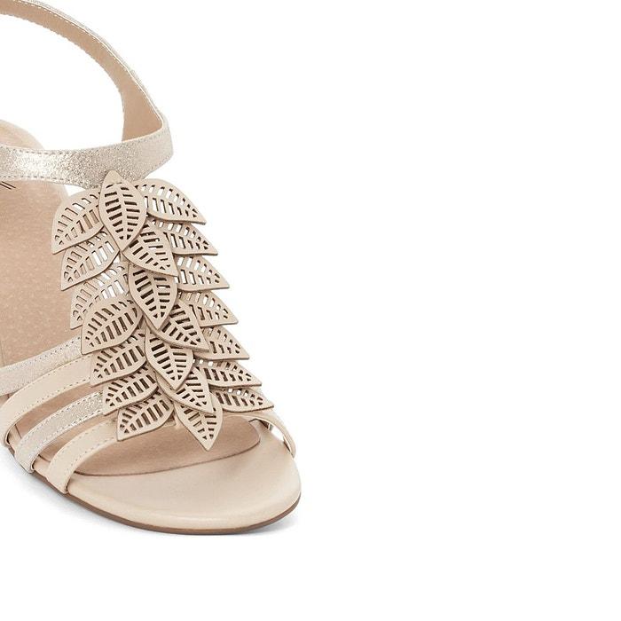 Sandales fantaisie à bride Anne Weyburn