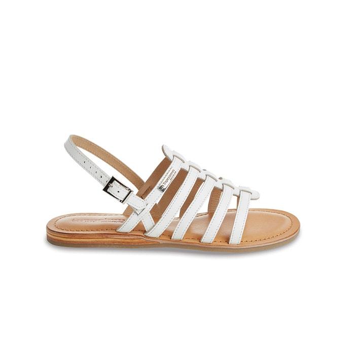 Sandálias em pele, Havapo  LES TROPEZIENNES PAR M.BELARBI image 0