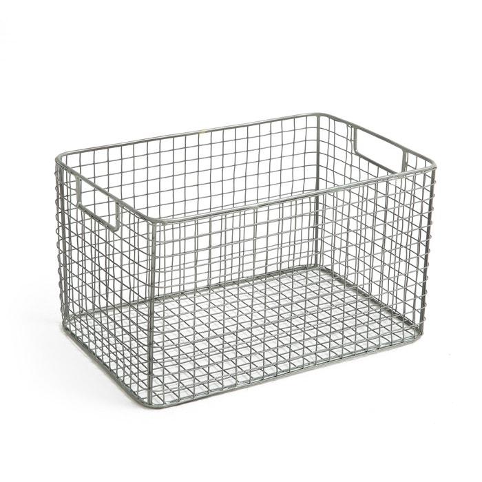 Image Metal Mesh Storage Basket La Redoute Interieurs