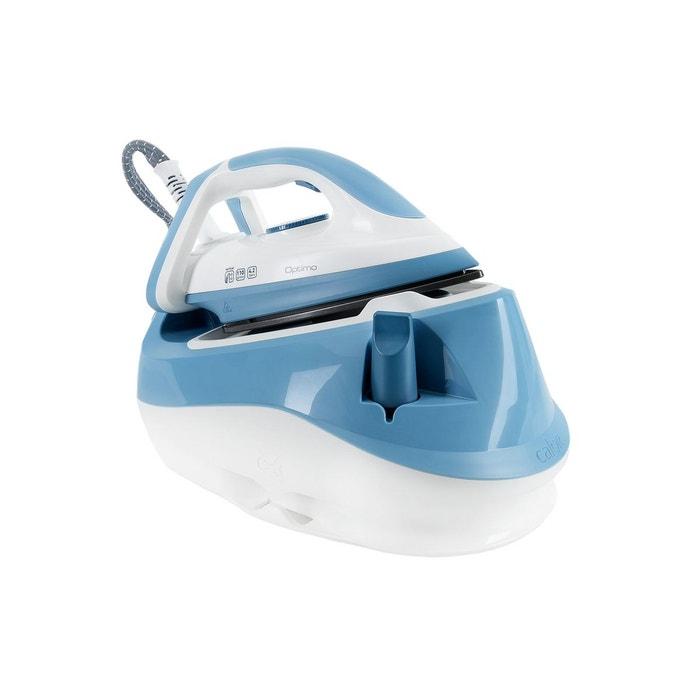 centrale vapeur calor gv4620c0 optimo bleu calor la redoute. Black Bedroom Furniture Sets. Home Design Ideas