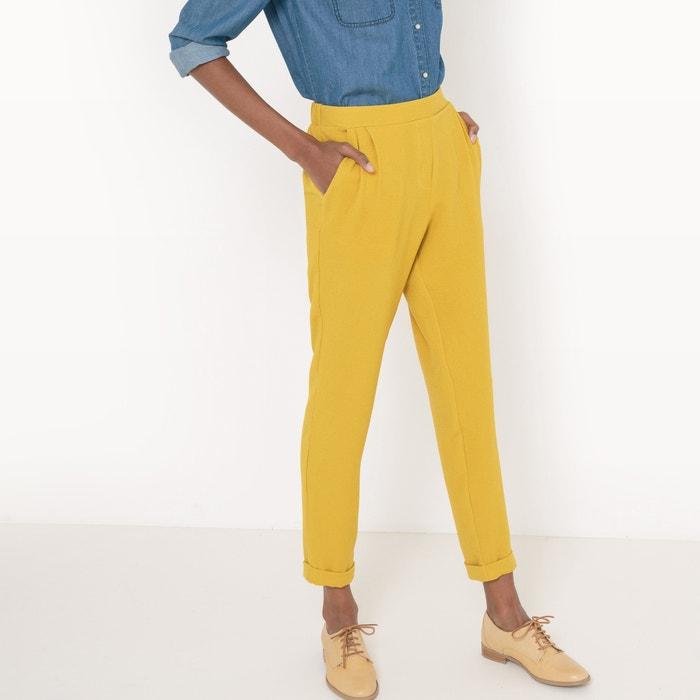 Image Pantaloni fluidi, vita elasticizzata La Redoute Collections