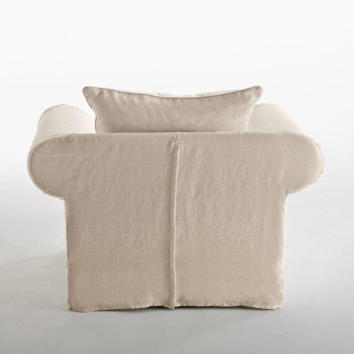 afbeelding Zetel, katoen, uitstekend comfort, Adelia La Redoute Interieurs