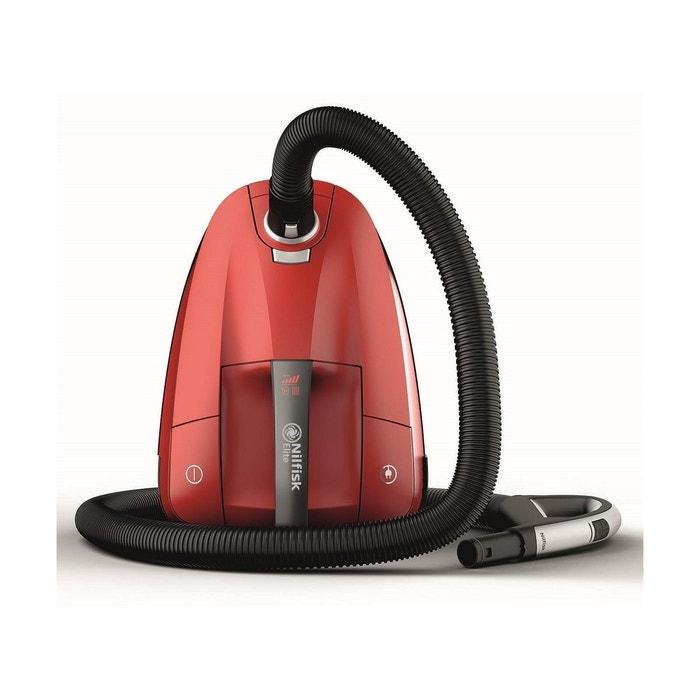 aspirateur traineau sac rouge nilfisk elite rcl14e08a2 rouge nilfisk la redoute. Black Bedroom Furniture Sets. Home Design Ideas