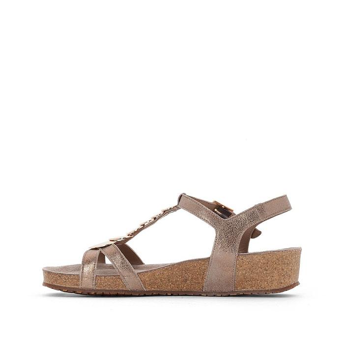 ... Sandales cuir métallisé Irma MEPHISTO (4) ...