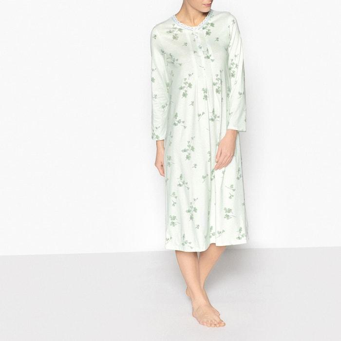 Brushed Cotton Nightshirt  ANNE WEYBURN image 0