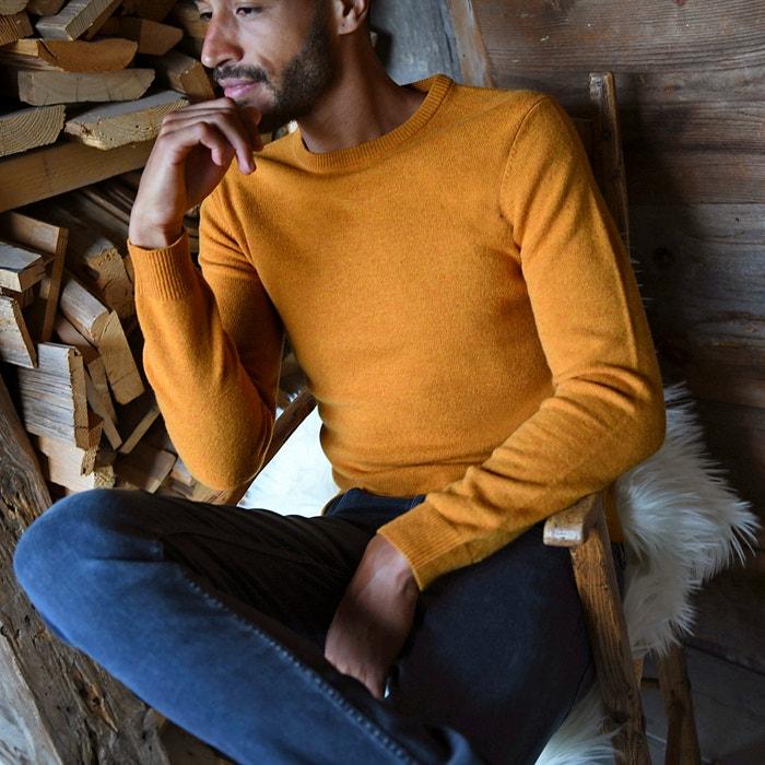 Collections Jersey de Redoute lana cuello lambswool La redondo 100 ZPTzwPq