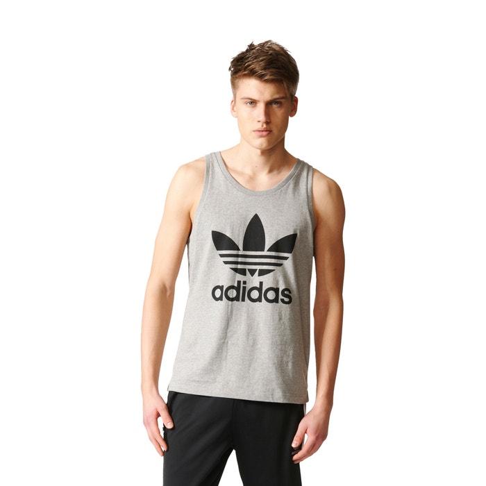 Adidas el con Camiseta mangas sin cuello redondo originals vprqXv