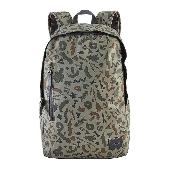 Sac à dos smith backpack se couleur unique Nixon | La Redoute Fiable Vente En Ligne eDkhlO