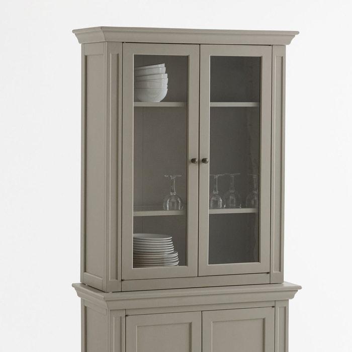 Vaisselier 2 portes ad lia la redoute interieurs la redoute for Solde la redoute meuble