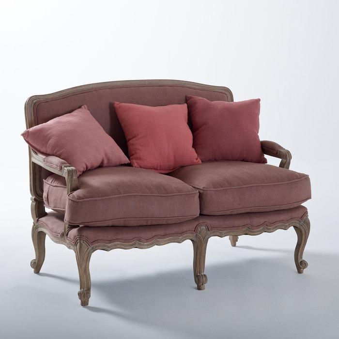 Sofa almire zweisitzer feige la redoute interieurs la for La redoute fundas sofa