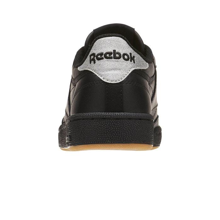 Chaussures club c 85 diamond black/gum w e17 noir Reebok