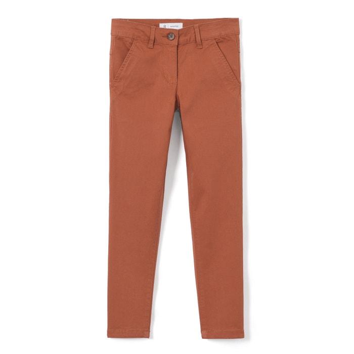 Pantaloni chino 3 - 12 anni  La Redoute Collections image 0