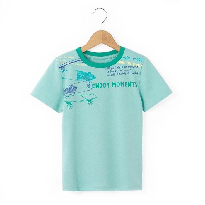 """Imagen de Camiseta motivo """"Summer mood"""" 3-12 años La Redoute Collections"""