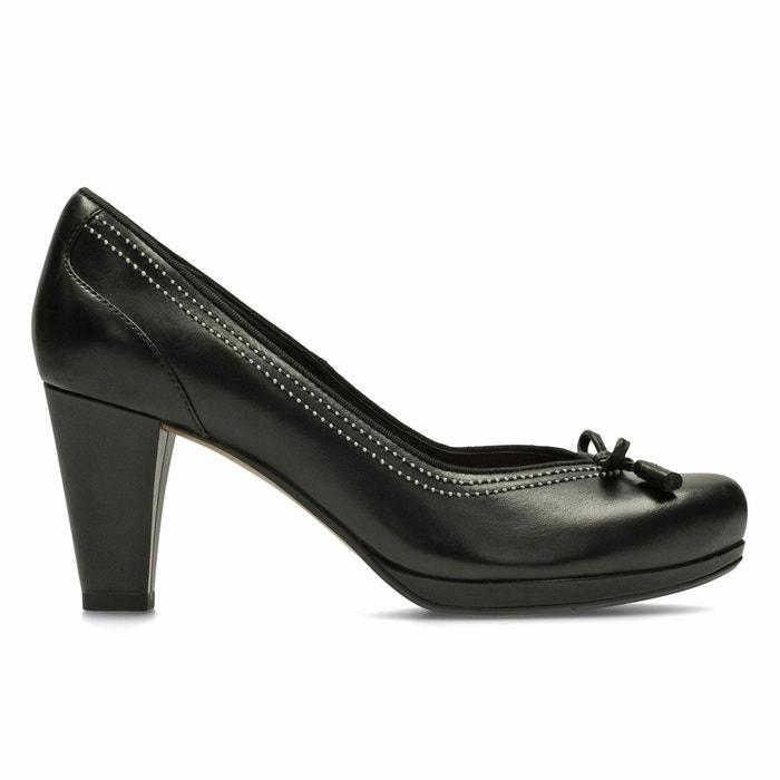 Chorus Bombay Leather Heels  CLARKS image 0