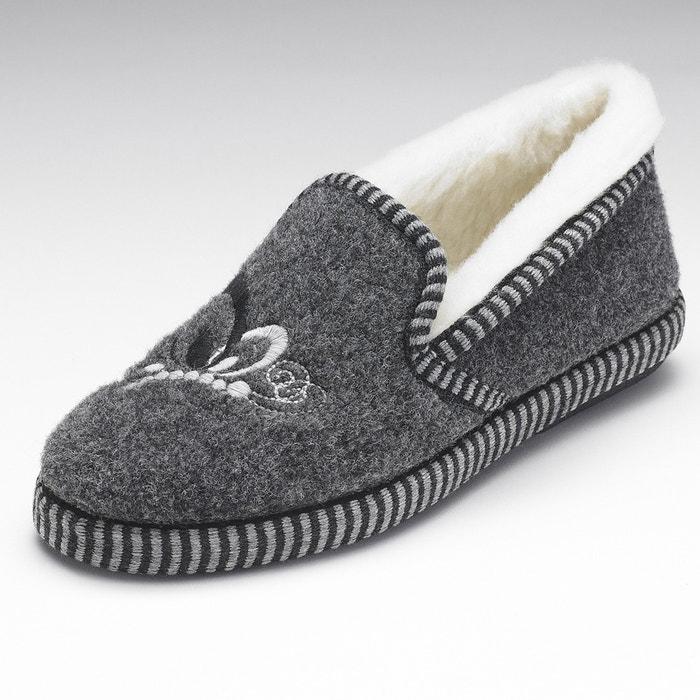 Pantofole, imbottite, ricamo  THERMOLACTYL BY DAMART image 0