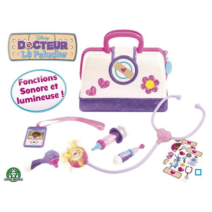 Dlp hopital des jouets mallette de doc hopital giodmh06 docteur la peluche la redoute - Docteur la peluche malette ...