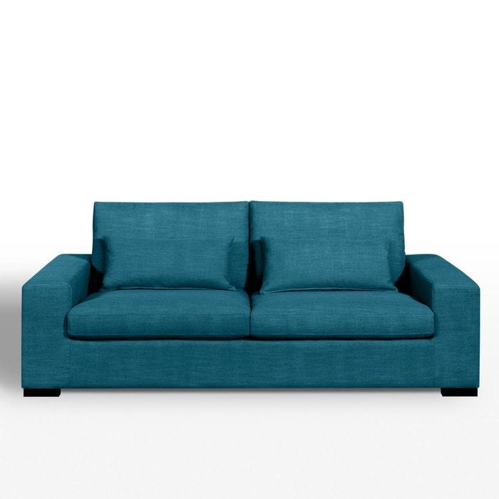 canap convertible odessa bultex coton lin la redoute. Black Bedroom Furniture Sets. Home Design Ideas