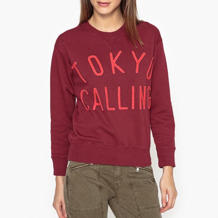 afbeelding Sweater met tekst JAFFY BELLEROSE