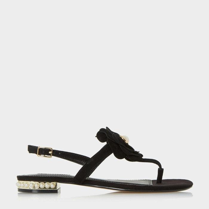 Sandales à entredoigt et bordure florale Jeu Eastbay HpmOkmeo