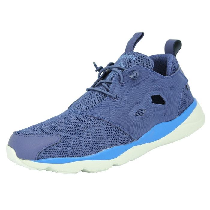 Reebok furylite tm chaussures mode sneakers homme bleu bleu Reebok