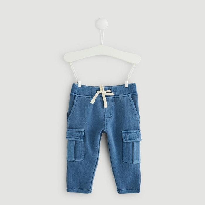 PantalonJean 0 Bébé 3 Garçon Bout'chouLa Redoute Ans WDE2IH9