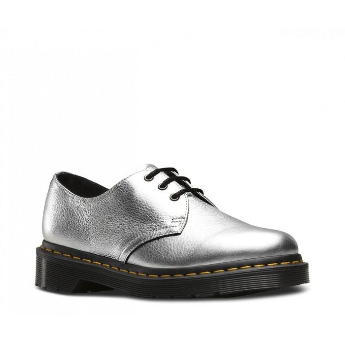 Chaussures de ville dr martens 1461 metallique - 22960040 gris Dr Martens