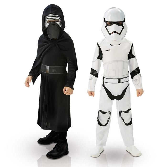 Star Wars Vii - Bipack Kylo Ren + Stormtrooper Taille L - RUBST-620397L  RUBIE'S image 0