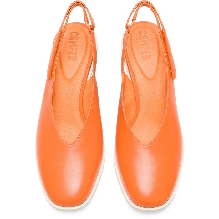 Chaussures Camper Brooke Orange Habillées K200561002 Femme 5XS6gq