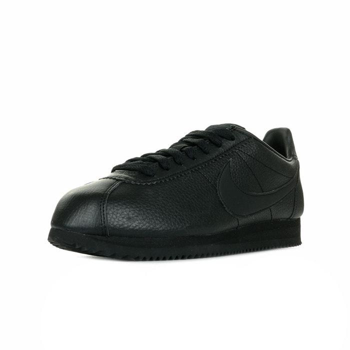 df466cf9aeb Baskets classic cortez leather noir Nike