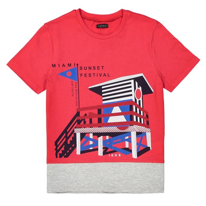 T-Shirt, 3-14 Years  IKKS JUNIOR image 0