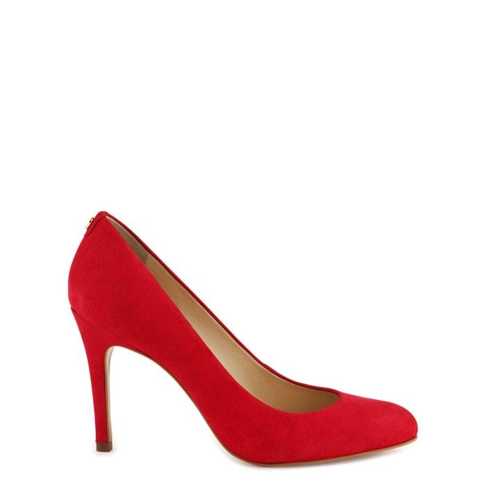 Jellissa Leather Heels  COSMOPARIS image 0