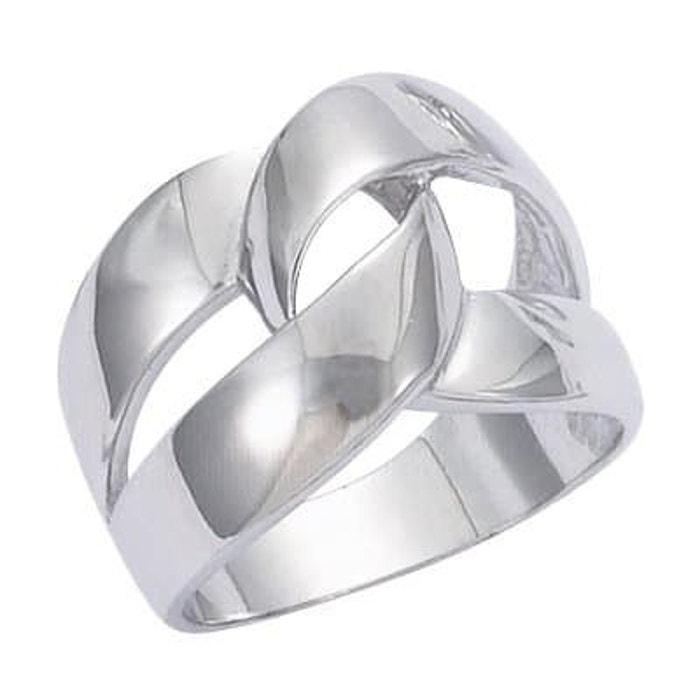 Bague anneau noeud moderne argent 925 couleur unique So Chic Bijoux | La Redoute Finishline Vente Pas Cher PPmO0SNGm