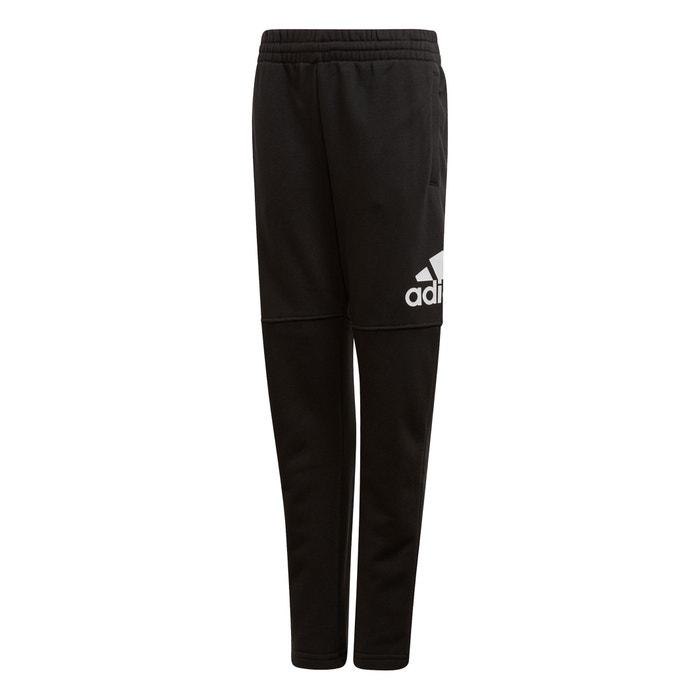 3d8c543782f Pantalon de sport 4 5-15 16 ans Adidas Performance blanc noir
