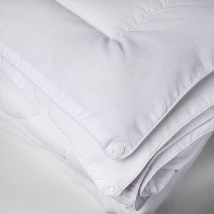 couette 4 saisons enveloppe coton protection blanc home maison la redoute. Black Bedroom Furniture Sets. Home Design Ideas