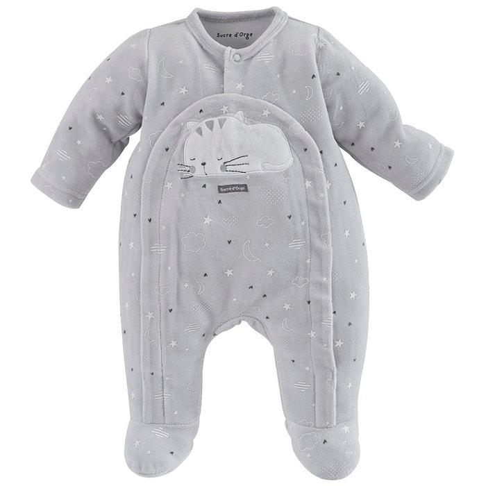 d2aa754da821e Pyjama bébé mixte imprimé SUCRE D ORGE image 0