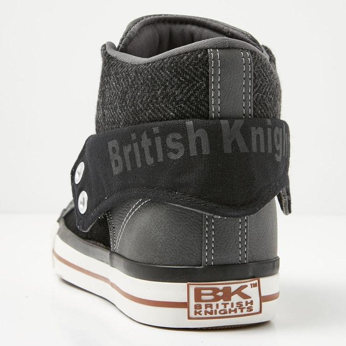Roco hommes baskets montante British Knights