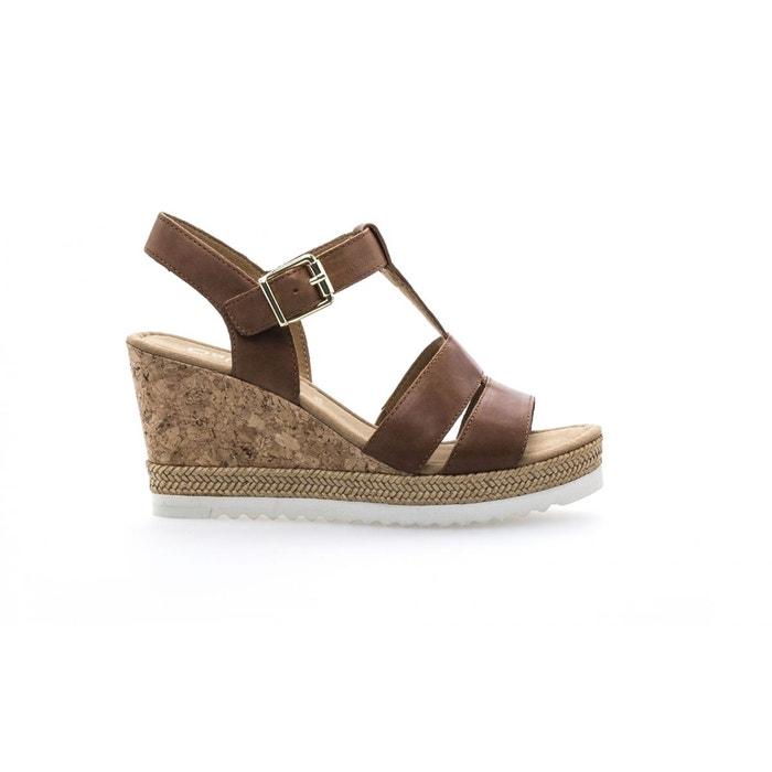 Sandales marron Gabor