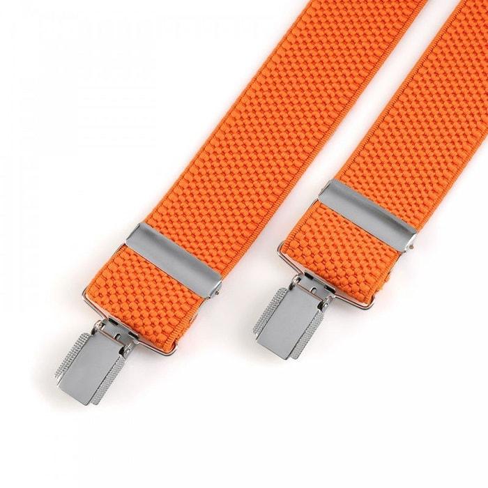 100% Authentique La Sortie Confortable Bretelles orange uni rudy Prix D'usine Combien En Ligne Vente Classique dvl3eLWs